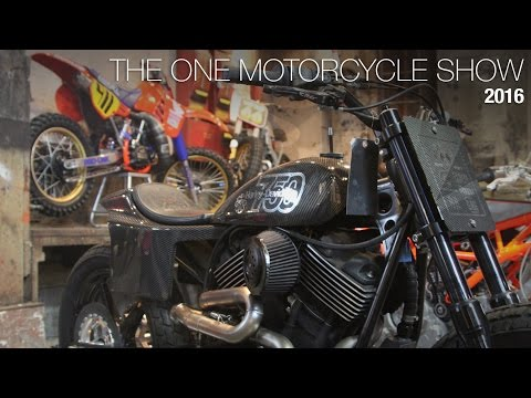 2016 The ONE Motorcycle Show - MotoUSA