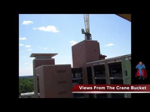 Brickman's Brick Report- 9 Year Old Hospital