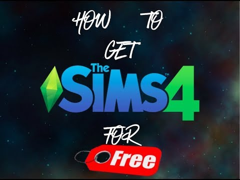 HOW TO DOWNLOAD THE SIMS 4 FOR FREE ON PC ( ALL DLC PACKS - 2018!) *WORKING*
