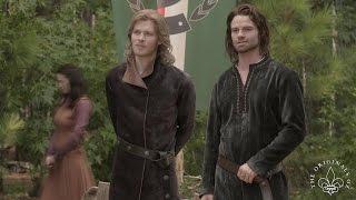 """The Vampire Diaries """"The Originals"""" Bloopers (Gag Reel) {HD}"""