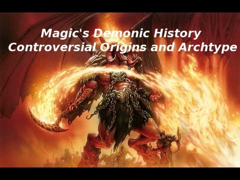 MTG Demonic Controversy: What's It All About?
