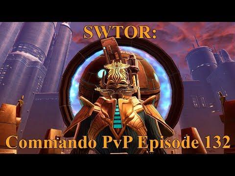SWTOR: Gunnery Commando PvP Episode 132 (Level 70)