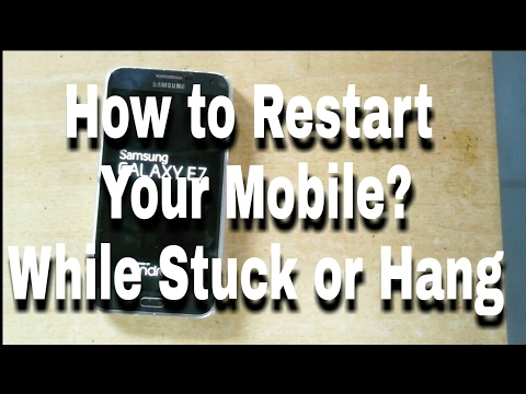 Samsung Mobile Hang - Stuck Problem Solution A Series- mobile hanging solution(English)