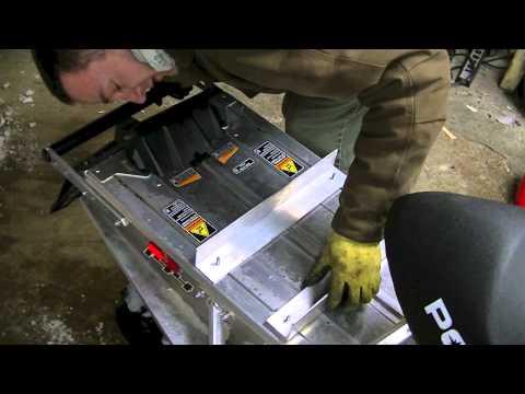 2014 RMK 600 DIY Fuel Rack