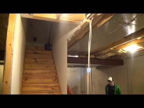 DIY Basement Stairway Ideas