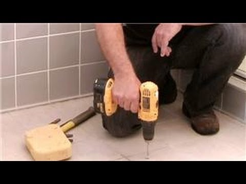 Tile 101 : How Do I Drill Into Ceramic Tile Without Breaking It?
