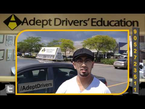 Driving Exam Success in Mississauga - Brampton - Toronto