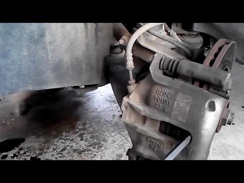 DIY:CITROEN C-ellysee HOW TO CHANGE FRONT BRAKE PADS