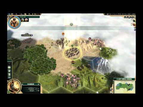 Civilization V - Let's Play Civ 5 as Australia 1