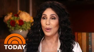 Cher Talks 'Mamma Mia! Here We Go Again': 'It Shows Women Being In Control Of Their Life' | TODAY