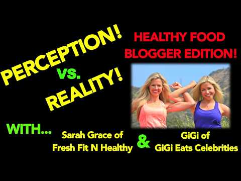The Truth About Healthy Food Blogging - Perception vs. Reality