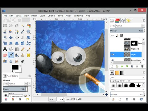 How to remove colored backgrounds on GIMP - MAC EASY
