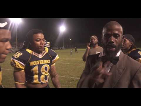 South Florida Wolverine Live Game Documentary Semi pro-Football