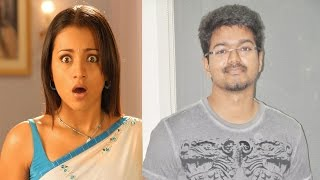 Actor Vijay Impressed Me : Trisha open talk | Puli latest news | tamil hot cinema news