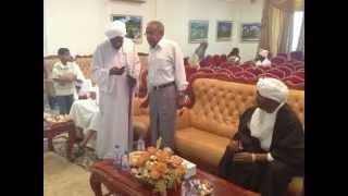 #x202b;معايدة السفارة السودانية بدولة قطر لابناء الجالية#x202c;lrm;