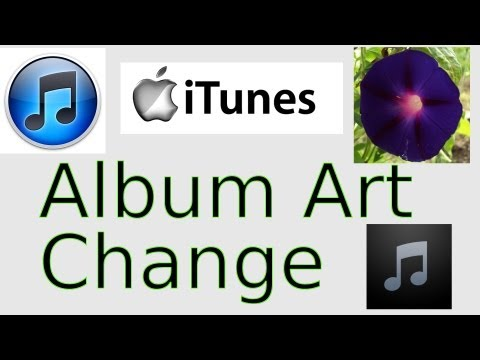 How to Change Your iTunes Album Art