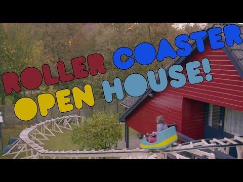 Roller Coaster Open House
