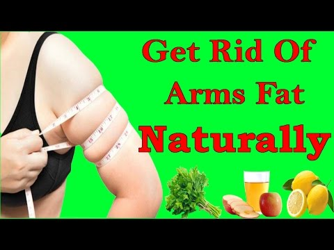 How To Get Rid Of Arms Fat In 2 Weeks With Using These Ingredients