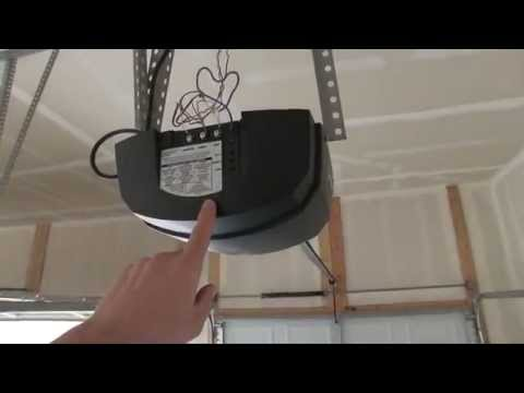 How to program a Linear Remote PLUS Garage Door Opener Troubleshooting !
