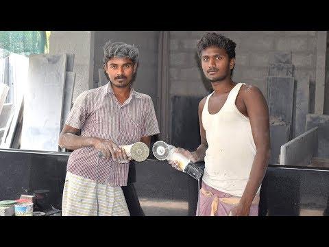 Granite Cutting and Polishing in India