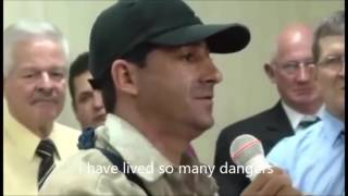 DRUNK BEGGAR ENTERS A CHURCH AND ASK TO SING (ENGLISH SUBTITLES)