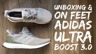 adidas Ultra Boost LTD 3.0 Trace Cargo