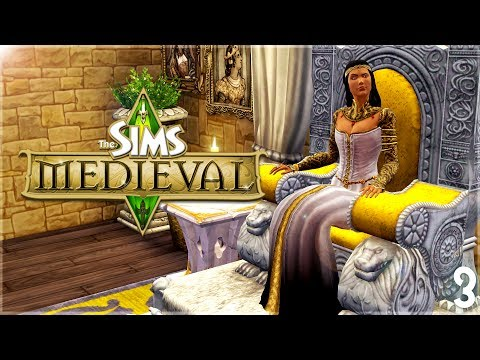 The Sims Medieval || Part 3 || Queen of All 👑