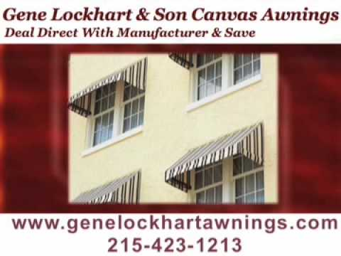 Lockhart Gene & Sons Canvas Awnings, Philadelphia, PA