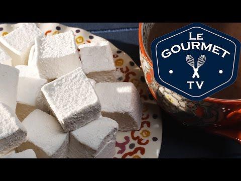 Home Made Marshmallows Recipe (No Eggs) - LeGourmetTV