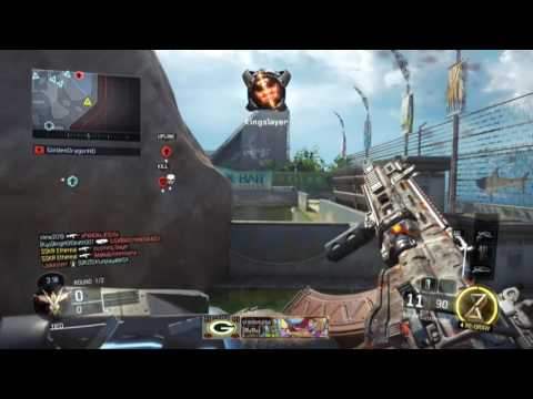 Black Ops 3 New Blackjack Specialist Gameplay