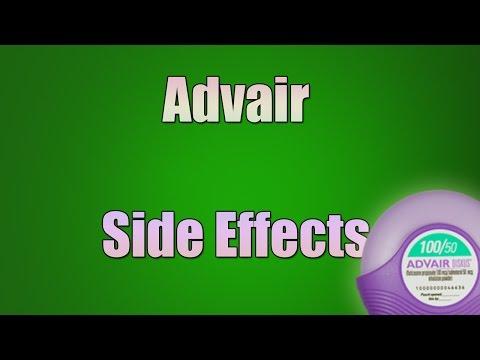 Advair Diskus Side Effects - Inhaled Fluticasone/Salmeterol (Seretide, Viani, Adoair, Foxair)