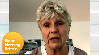 Dame Julie Walters on Raising Awareness About Domestic Violence in Lockdown | Good Morning Britain