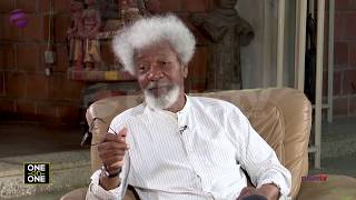"""(EXCLUSIVE) Wole Soyinka: """"I Support The #RevolutionNow Movement"""""""