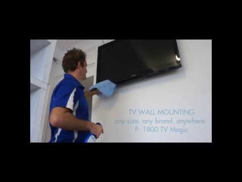 TV Wall Mounting Service Perth 0488 808 801