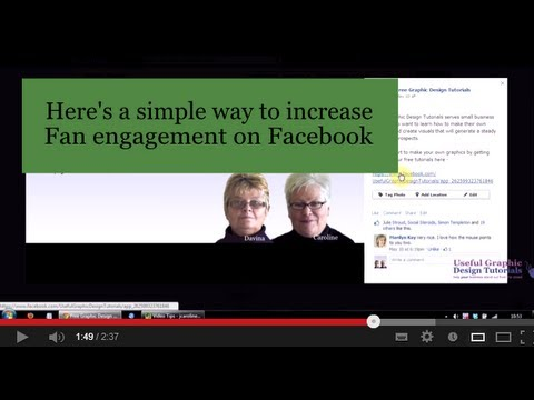 Use Your Facebook Timeline Cover Photo to Increase Engagement with Fans