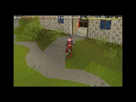 Dagon'hai Robes and HP cape glitch - Runescape - Get_Psych_o