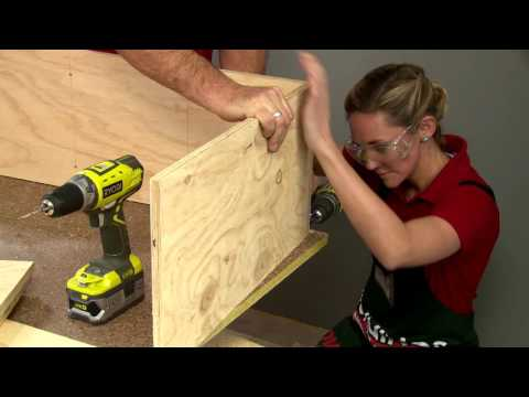 How To Build A D.I.Y. Bookcase - D.I.Y. at Bunnings