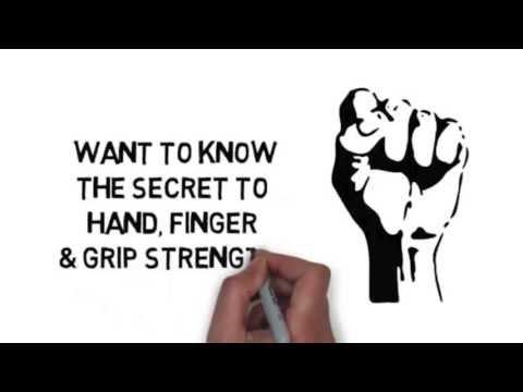 The Secret to Hand, Finger & Grip Strength