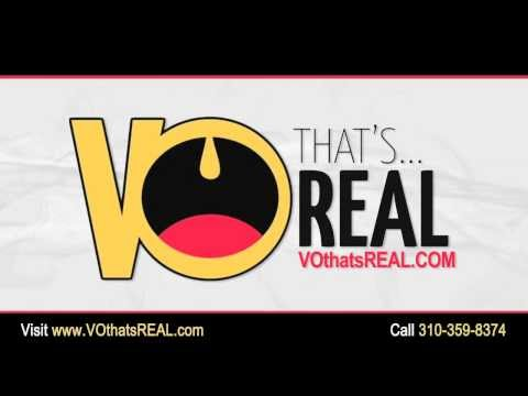 Voice over Dallas TX   www.VOthatsReal.com   Professional voiceover Actor