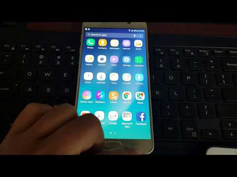 Remove google account FRP lock Samsung Galaxy Note 5 China N9208