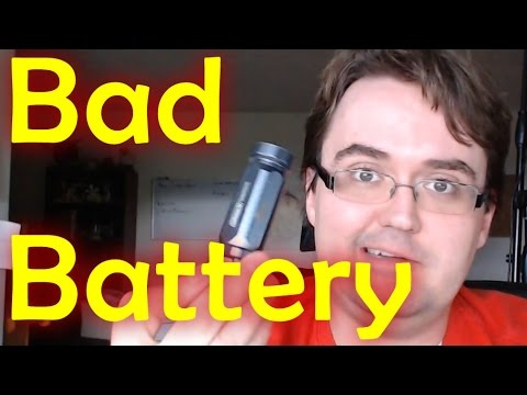 How do Batteries go Bad and Corrode? - Let's Do Science!
