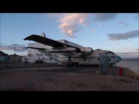 Historic Wendover Utah Airfield