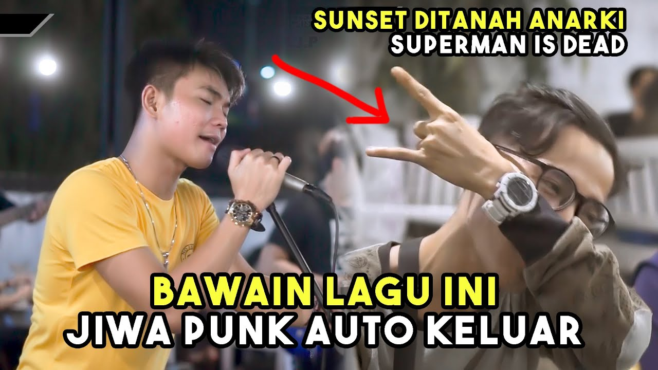Download SUNSET DI TANAH ANARKI - SUPERMAN IS DEAD (COVER) BY TRI SUAKA & BAND MP3 Gratis
