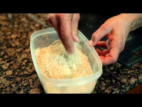 Breaded Tilapia Recipe : Tilapia Recipes