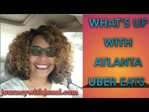 Atlanta Uber Eats App Glitch - Make Money