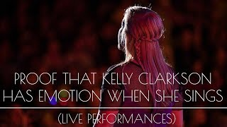 Download PROOF Kelly Clarkson Sings with Emotion (HD)