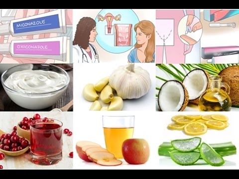 How To Cure Yeast Infection : Common Medications and Natural Remedies For Candida Yeast Infection