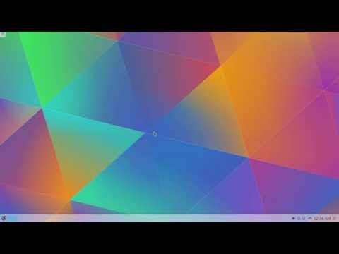 How to Install KDE Plasma 5 in Fedora 21 KDE