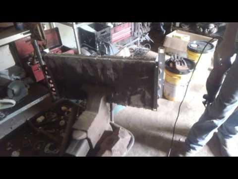 How to clean Aluminum, Copper Radiators