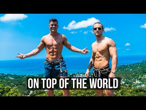 THREE WORKOUTS PER DAY | Our Thoughts On Crossfit | Thailand Vlog #4
